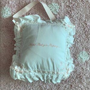 Ralph Lauren Door pillow